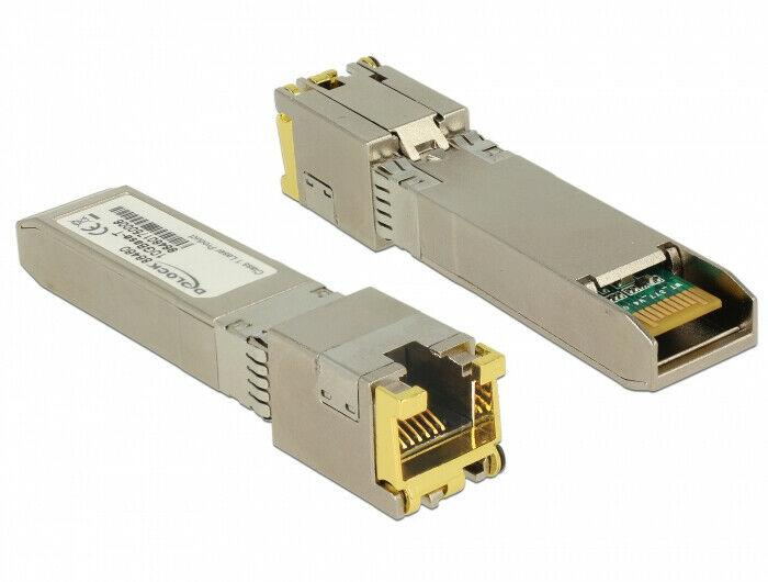 Adapter SFP+ Modul 10GBase-T > RJ-45