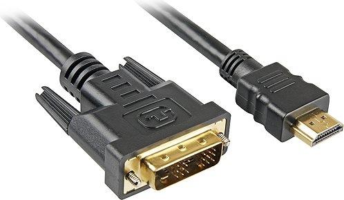 Adapterkabel HDMI auf DVI