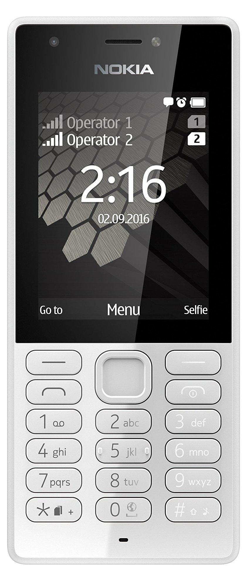 Nokia 216 Dual SIM - grau