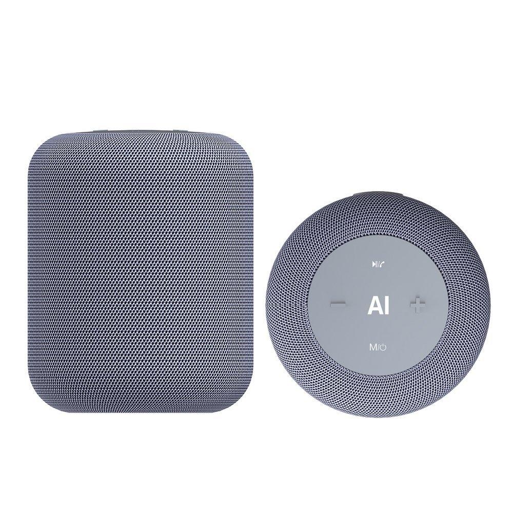 Dudao Bluetooth Funklautsprecher + micro SD card reader FM radio AUX grau