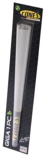 CONES GIGA Papercones vorgedrehte Hülle 1er Pack Einzelblister 280x88mm