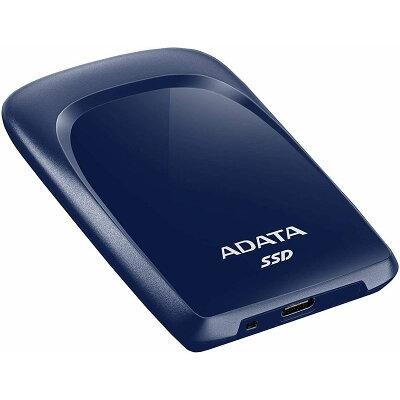 ADATA SC680 SSD blau 960GB USB-C 3.1 ASC680-960GU32G2-CBL