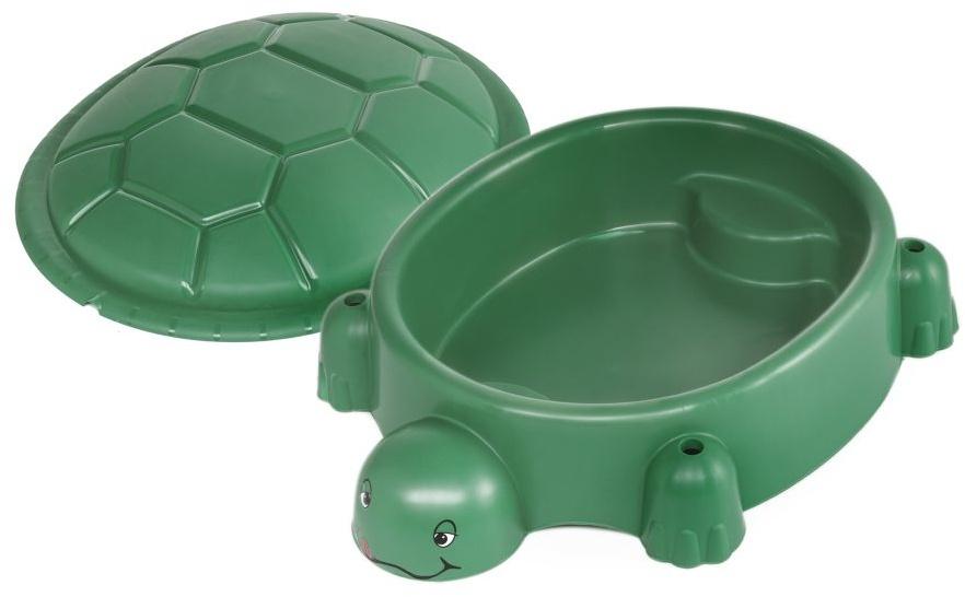 Paradiso Toys sandkasten schildpad115 x 83 cm grün