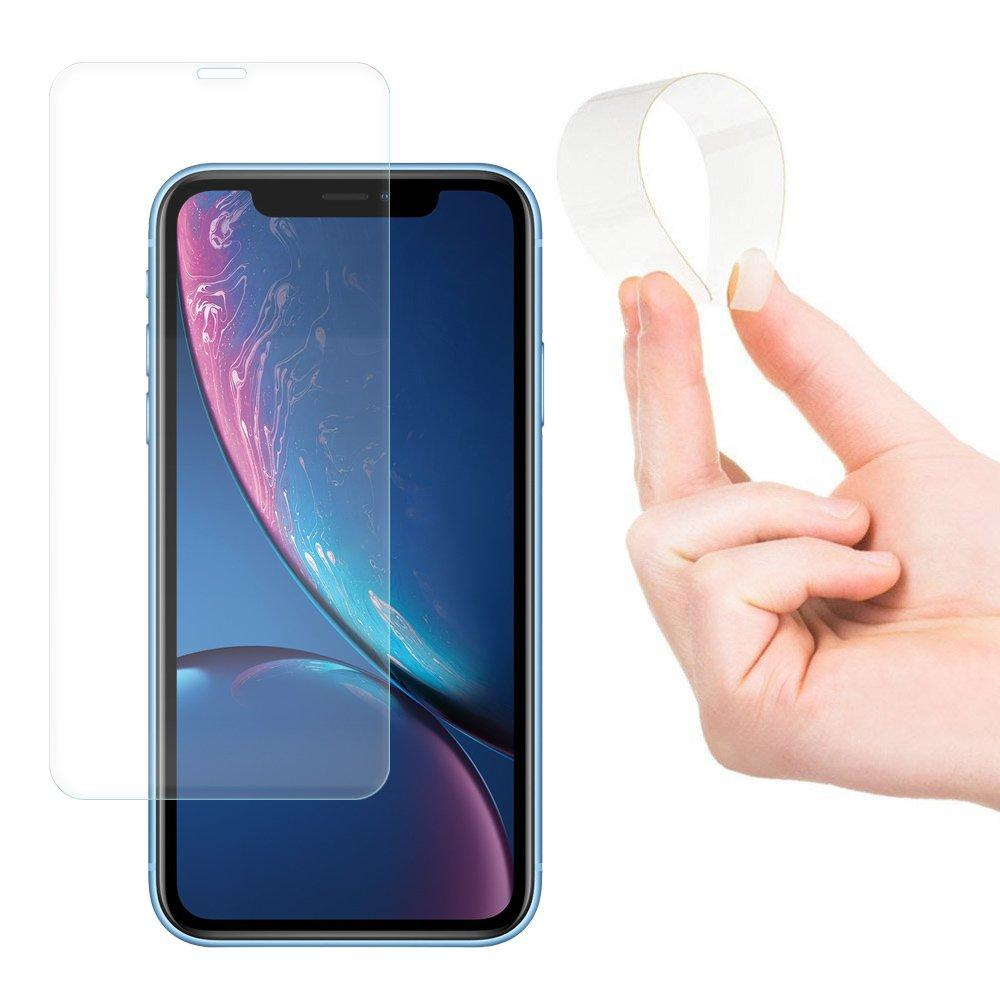 Wozinsky Nano Flexi Hybride Flexibel Hartglas Tempered Glass für iPhone XR / iPhone 11