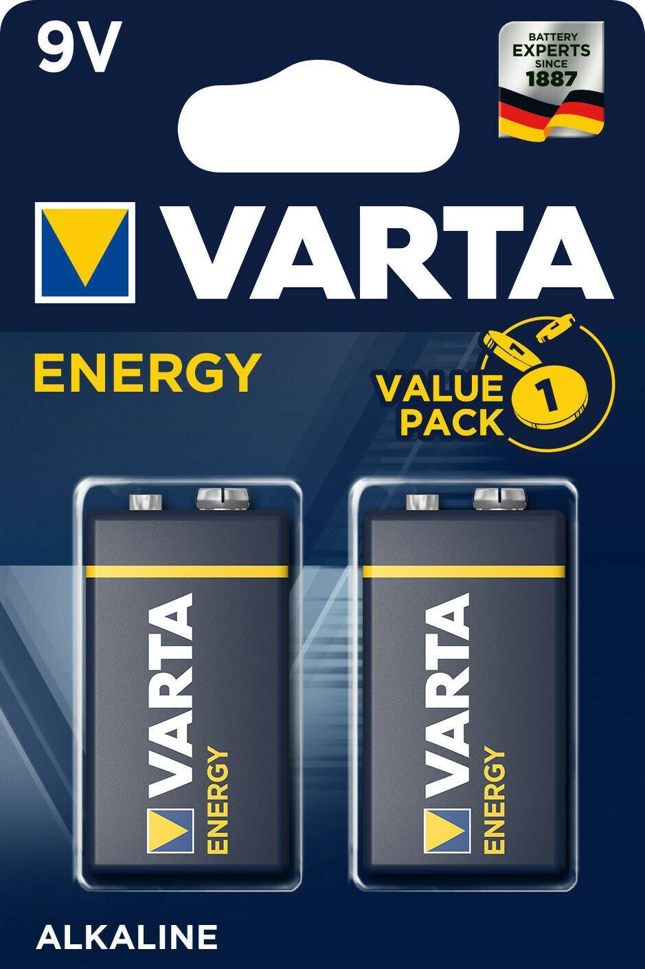 Energy, Retail Blister (2-Pack)