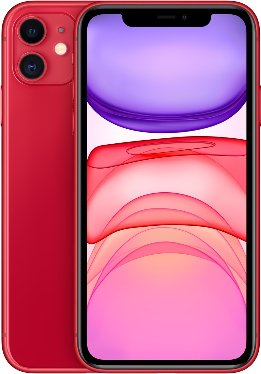 Apple iPhone 11 64 GB Product RED MWLV2ZD/A