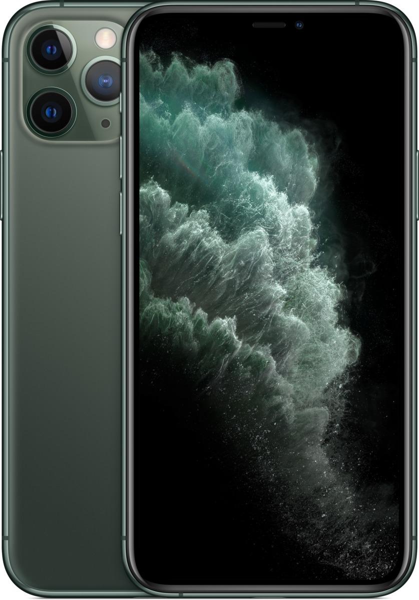 Apple iPhone 11 Pro 512 GB Nachtgrün MWCG2ZD/A