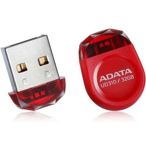 ADATA DashDrive Durable UD310 USB Stick 2.0 - Auswahl: 32GB Rot