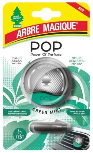 Arbre Magique GREEN MINT 3D POP Power of Parfume