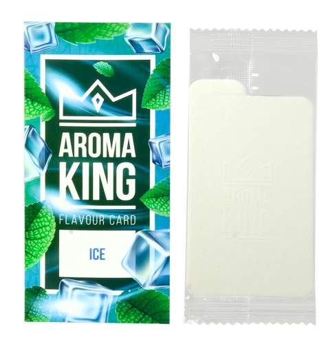 AROMA KING ICE Flavouring Cartridge Aroma Card
