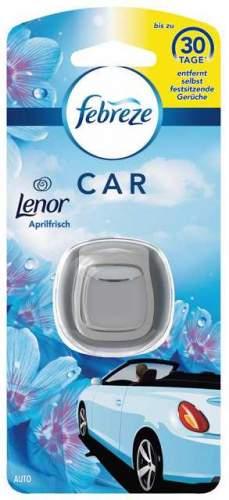 Febreze Car Lenor Aprilfrisch Autodüfte