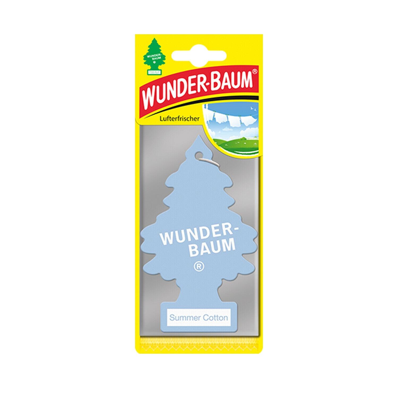 Wunderbaum Lufterfrischer Baum - Duft: Summer Cotton