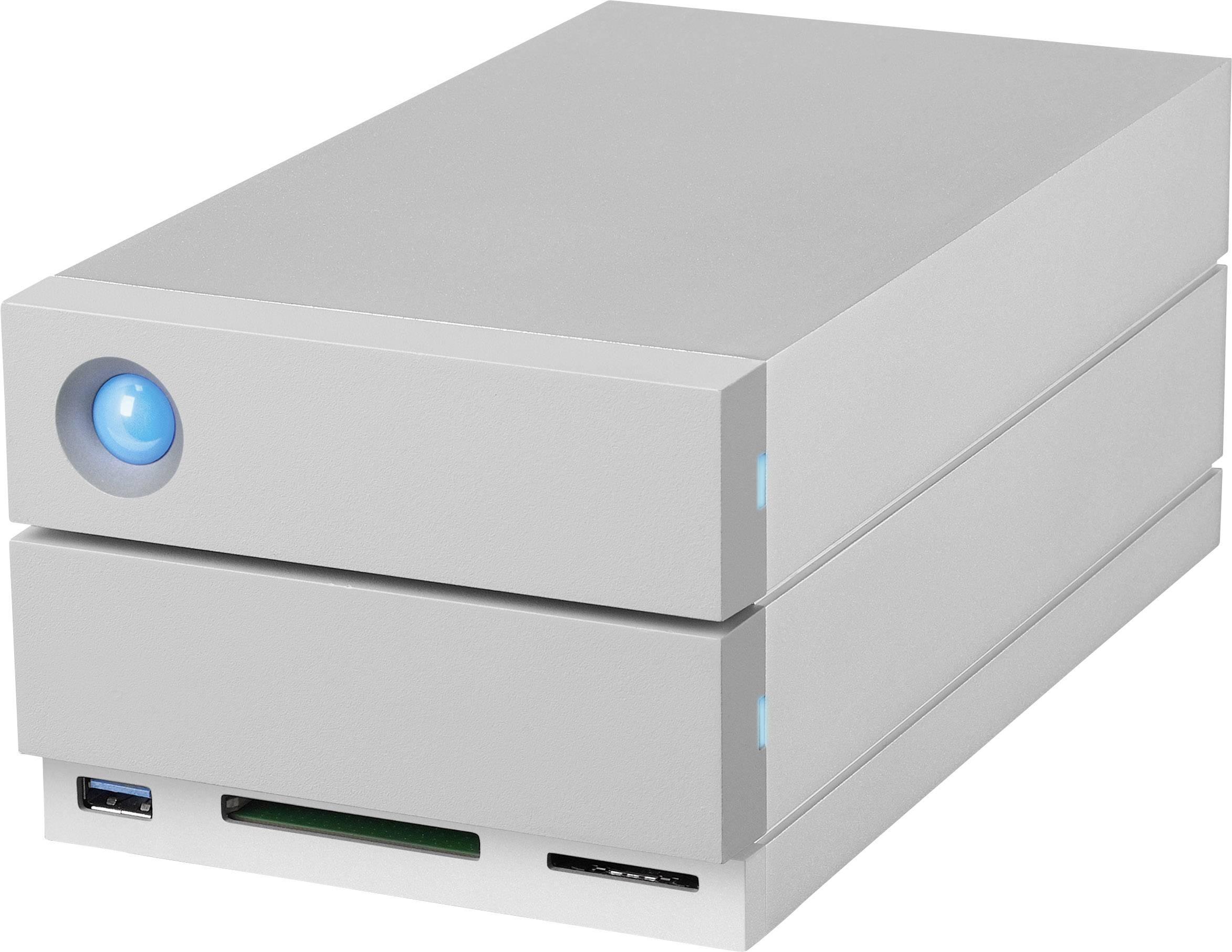 2big Dock 8 TB, Externe Festplatte