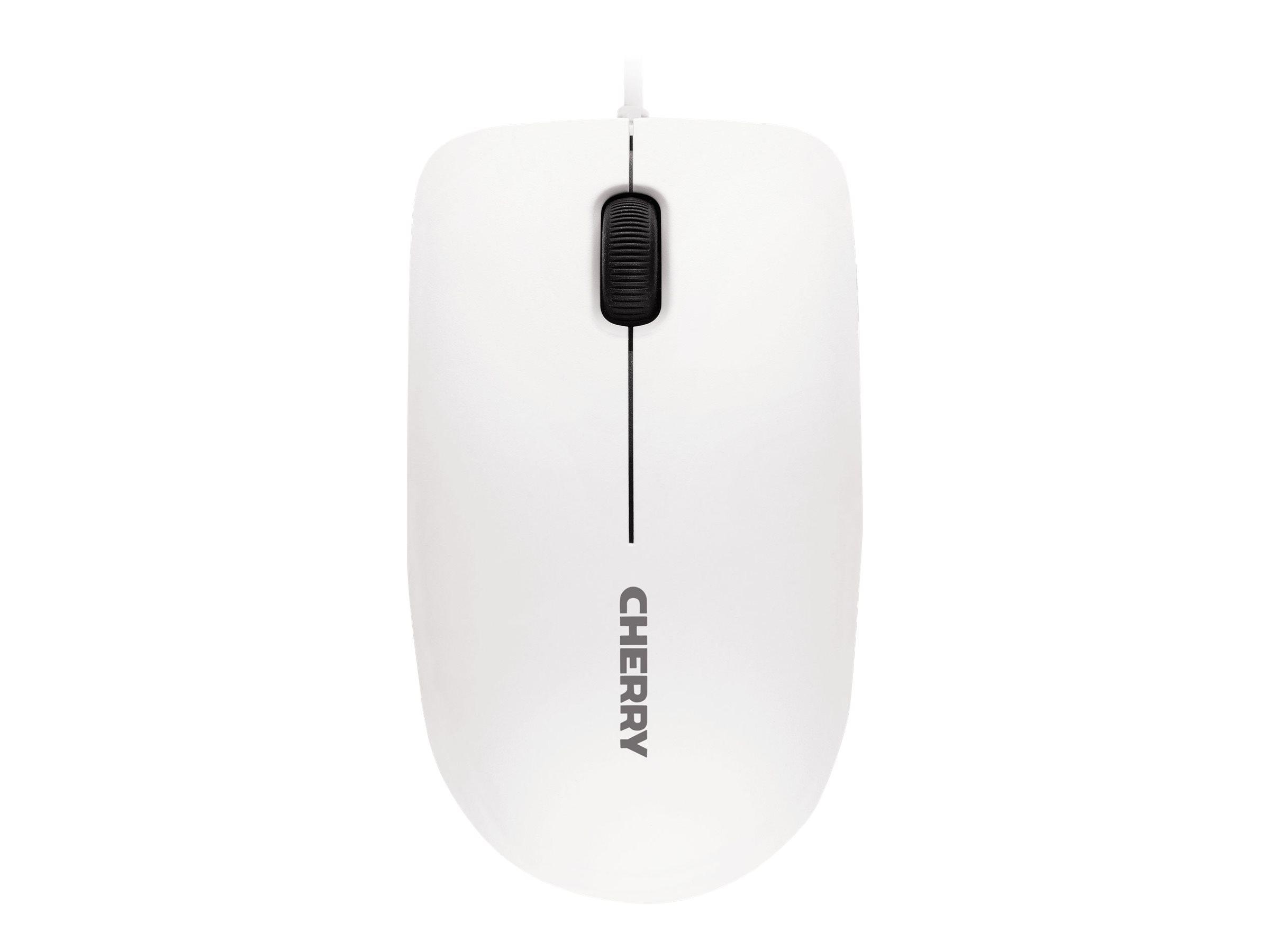 CHERRY Computer Maus - Modell:  CHERRY MC 1000 Weiß