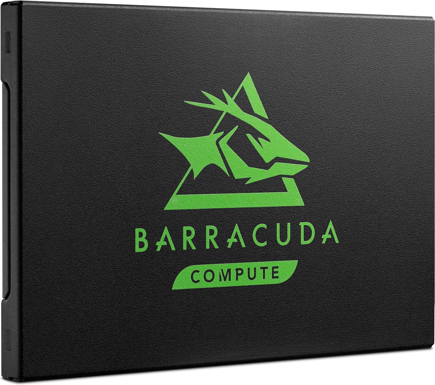 """Seagate BarraCuda 120 SSD 1 TB schwarz SATA 6 Gb/s, 2,5"""""""