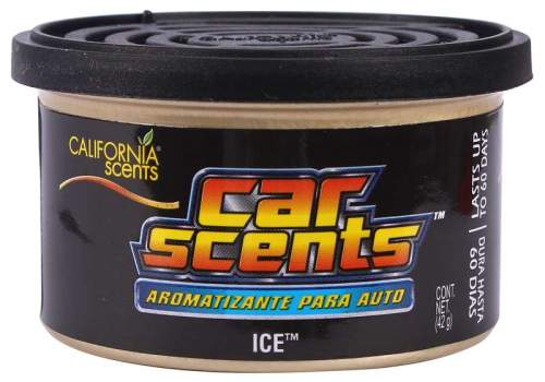 California Scents Carscents Lufterfrischer; Artic Ice