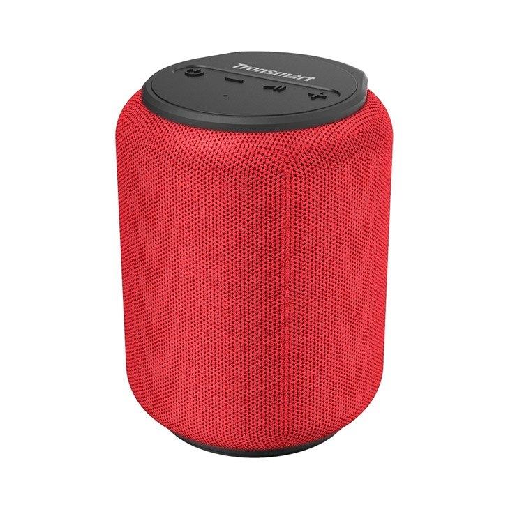 Tronsmart T6 Mini tragbare drahtlose Bluetooth 5.0 Lautsprecher 15W rot