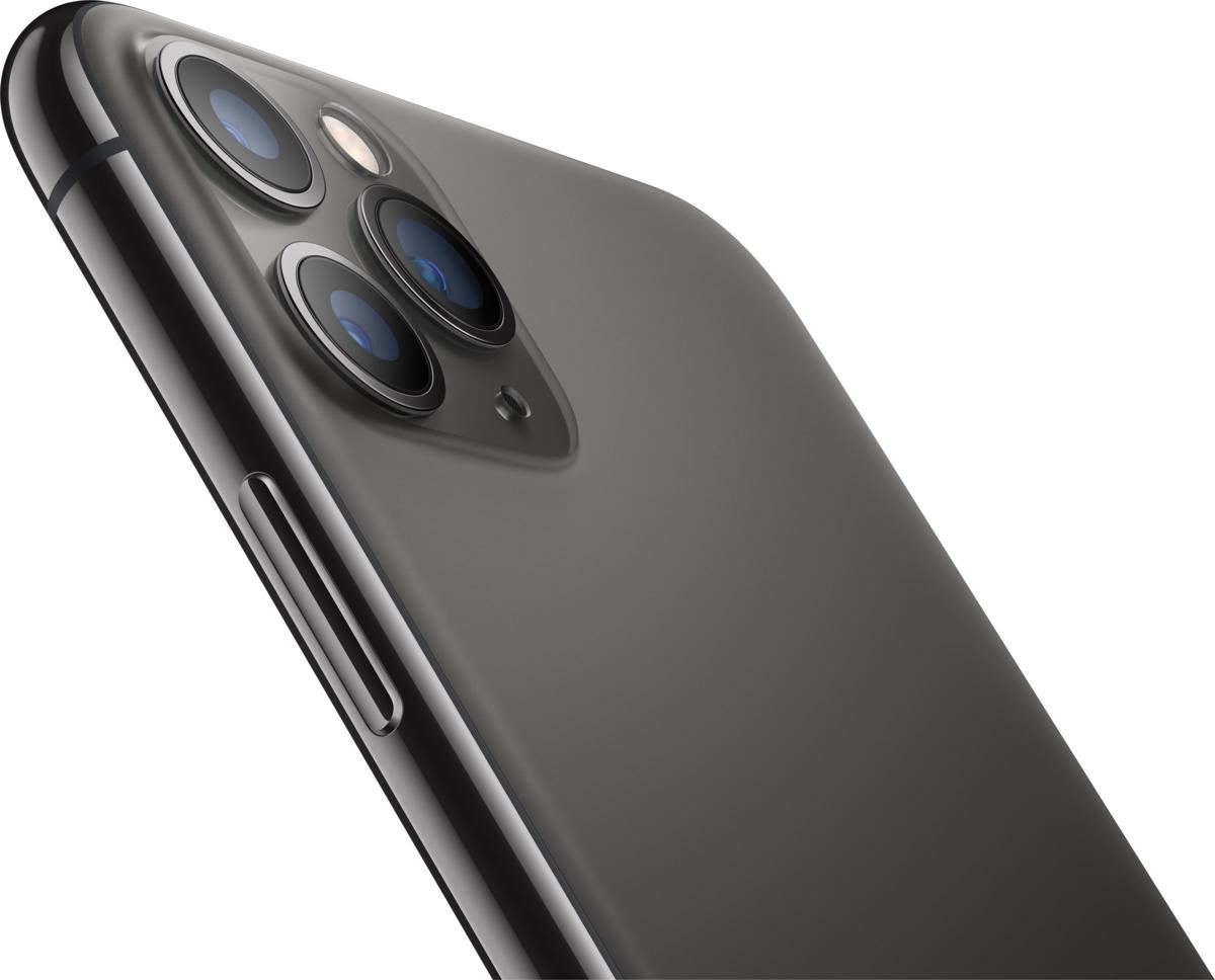 Apple iPhone 11 Pro 256 GB Space Grau MWC72ZD/A