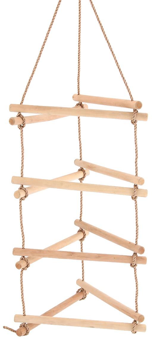 Hörby Bruk 3D Strickleiter 1,55 Meter hellbraun