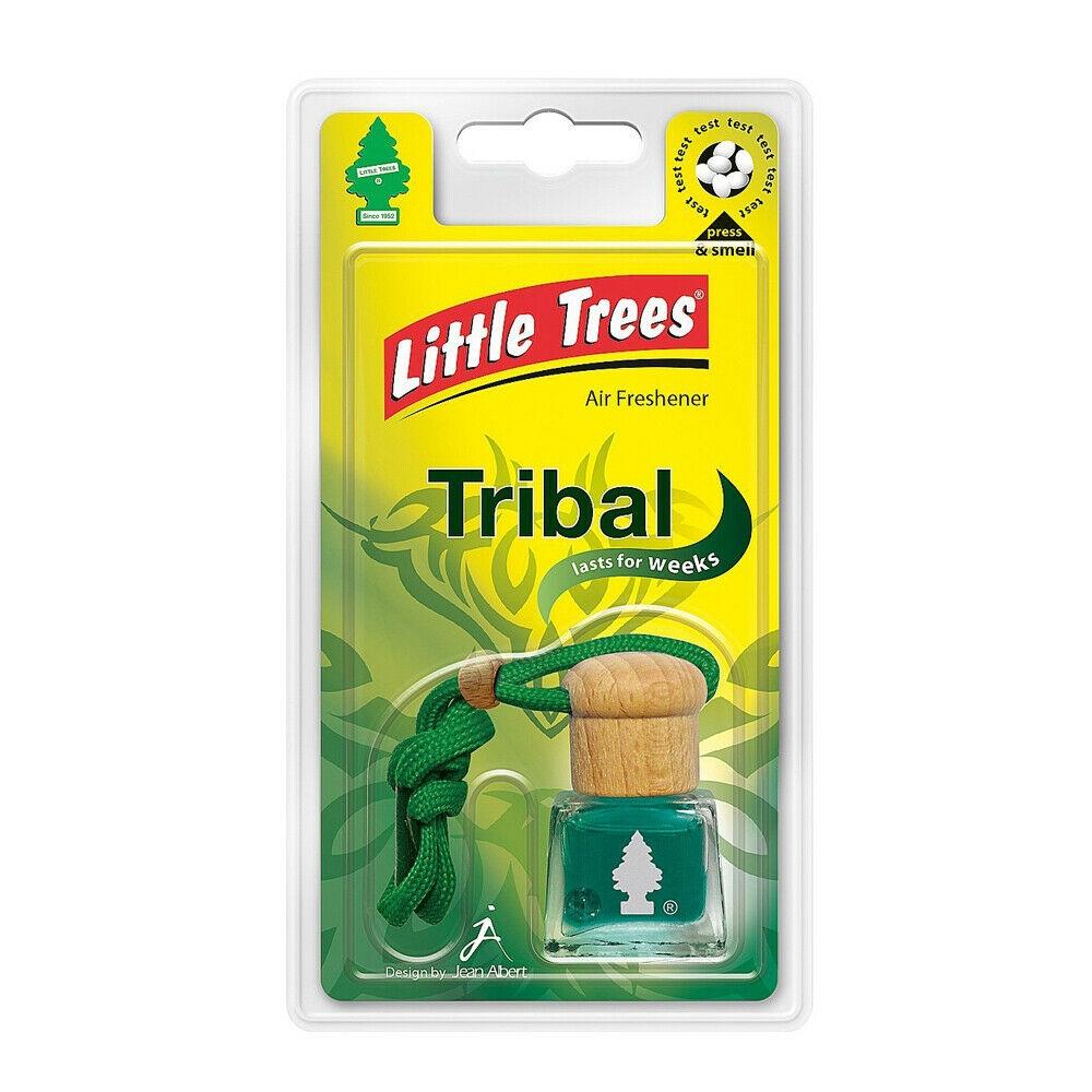 Wunderbaum Lufterfrischer Flakon - Duft: Tribal