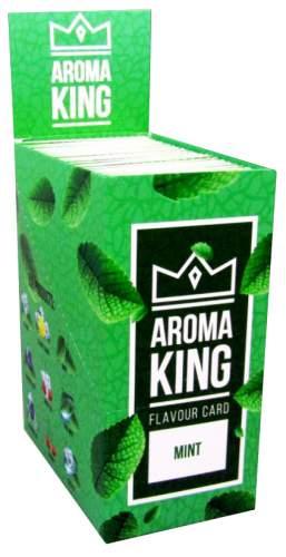 AROMA KING MINT Flavouring Cartridge Aroma Card im 25er T-Box