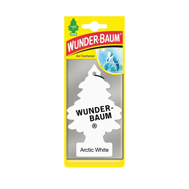 Wunderbaum Lufterfrischer Baum - Duft: Arctic White