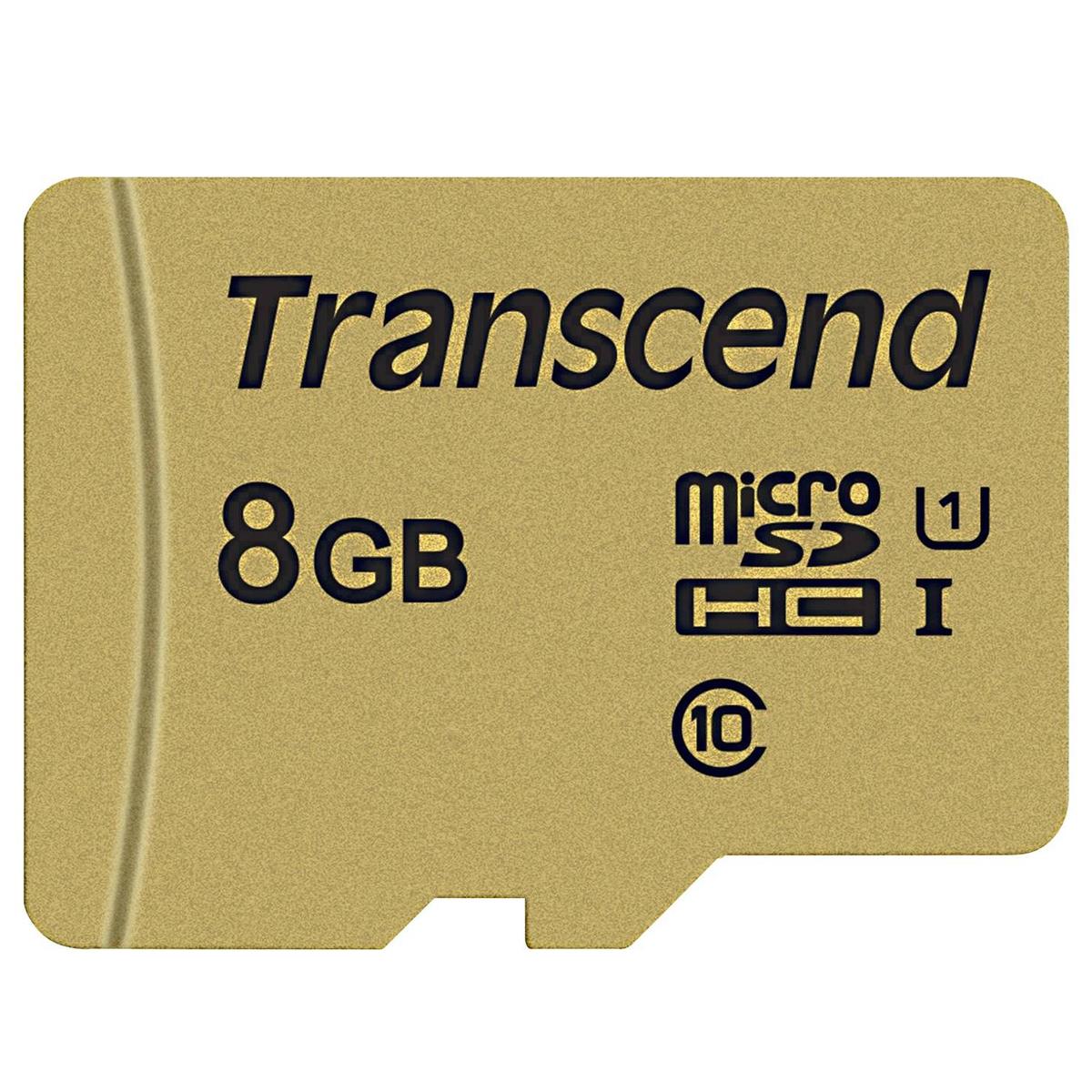 microSDHC Card 8 GB, Speicherkarte