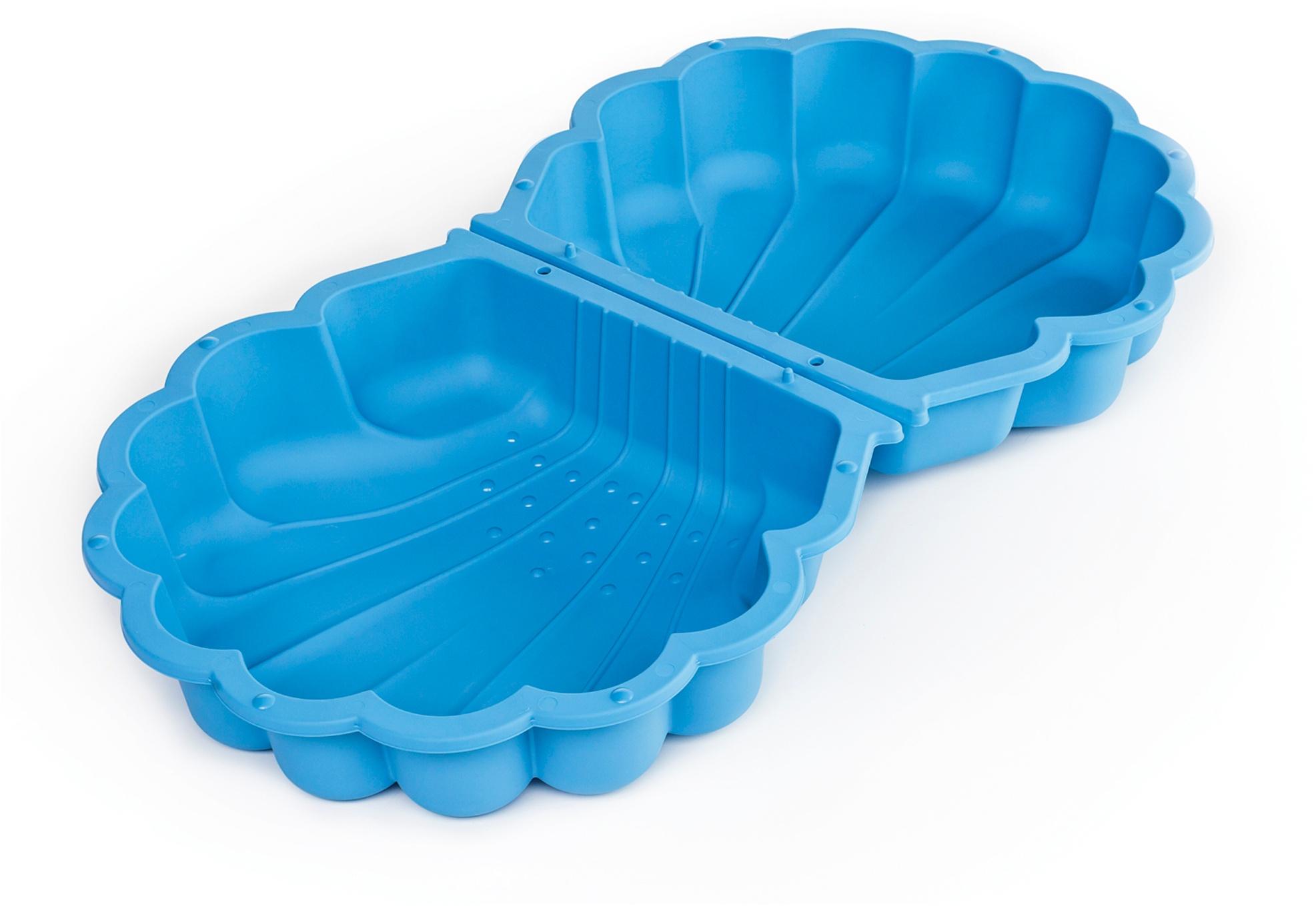 Paradiso Toys sandkastenschalen 87 x 78 cm blau 2-teilig