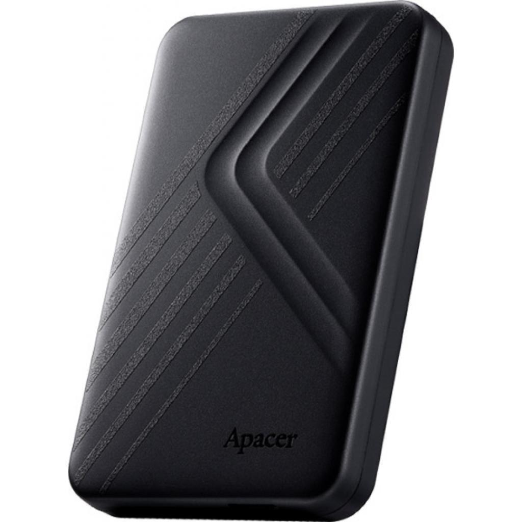 Apacer AC236 2 TB Externe Festplatte AP2TBAC236B-1