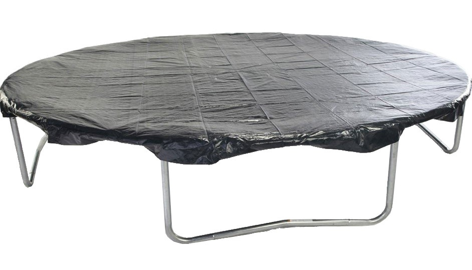 Jumpking trampolinabdeckung oval 3,05 x 4,57 Meter schwarz