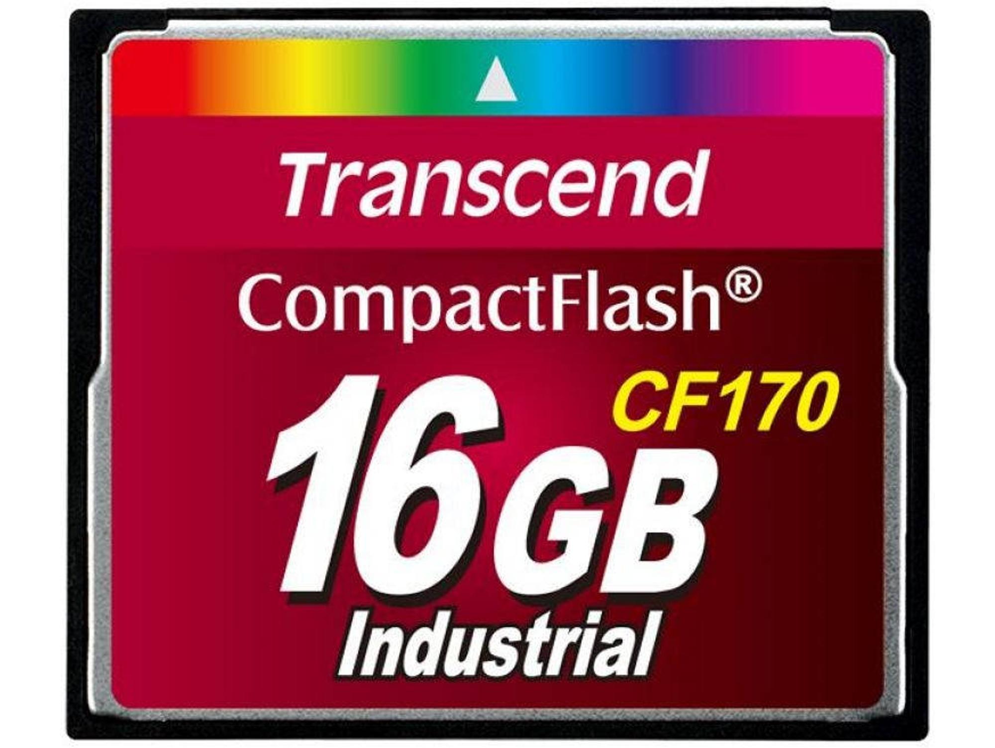 CF170 16GB, Speicherkarte