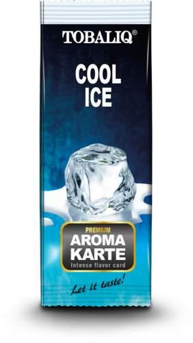 COOL ICE Aroma Cards/Aroma Karte Tobaliq
