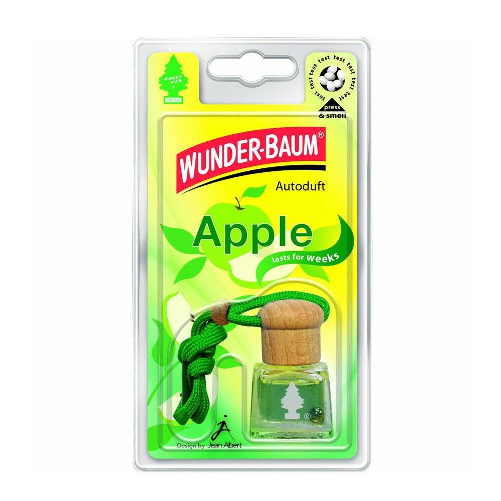 Wunderbaum Lufterfrischer Flakon - Duft: Apple
