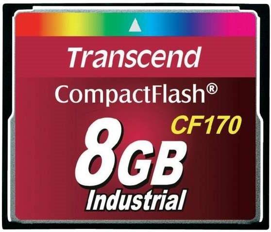 8 GB CF170 CompactFlash, Speicherkarte