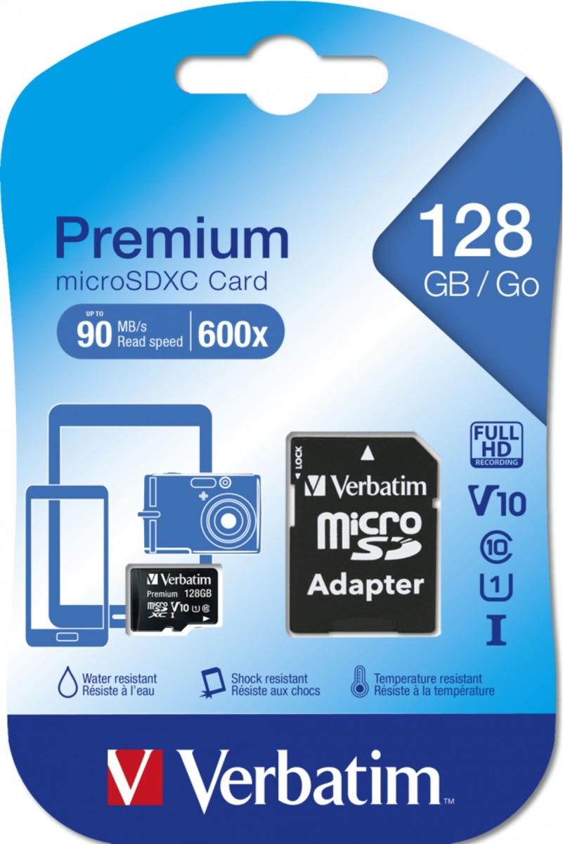 128 GB SDXC, Speicherkarte