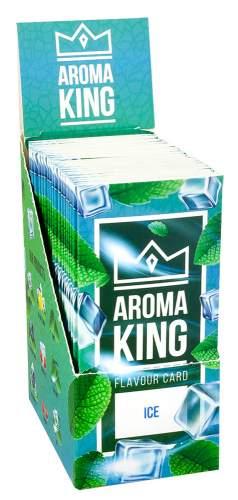 AROMA KING ICE Flavouring Cartridge Aroma Card im 25er T-Box
