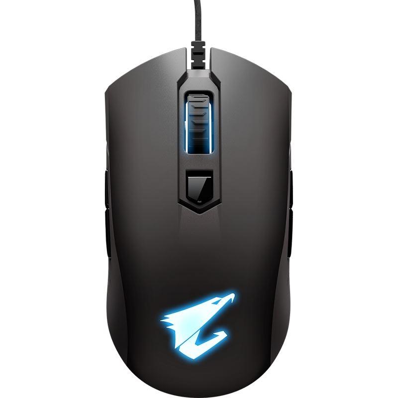 AORUS M4, Gaming-Maus