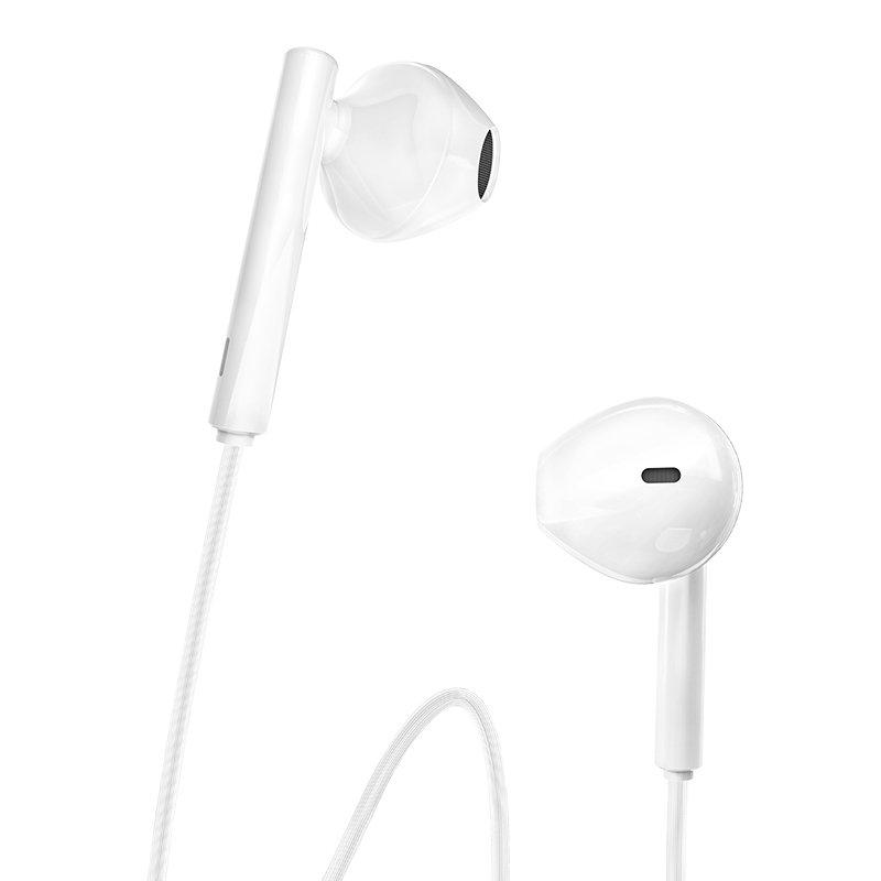 Dudao in-Ear-Headset USB Typ C weiß