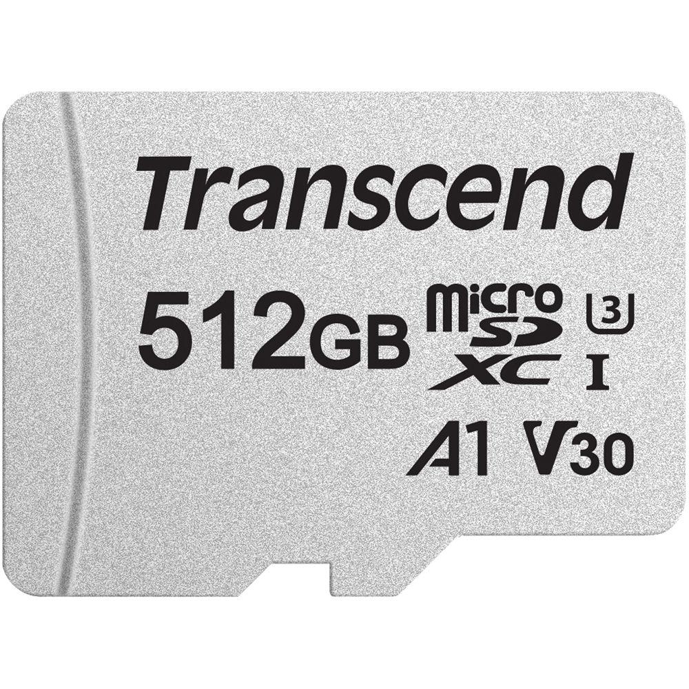 300S 512 GB microSDXC, Speicherkarte