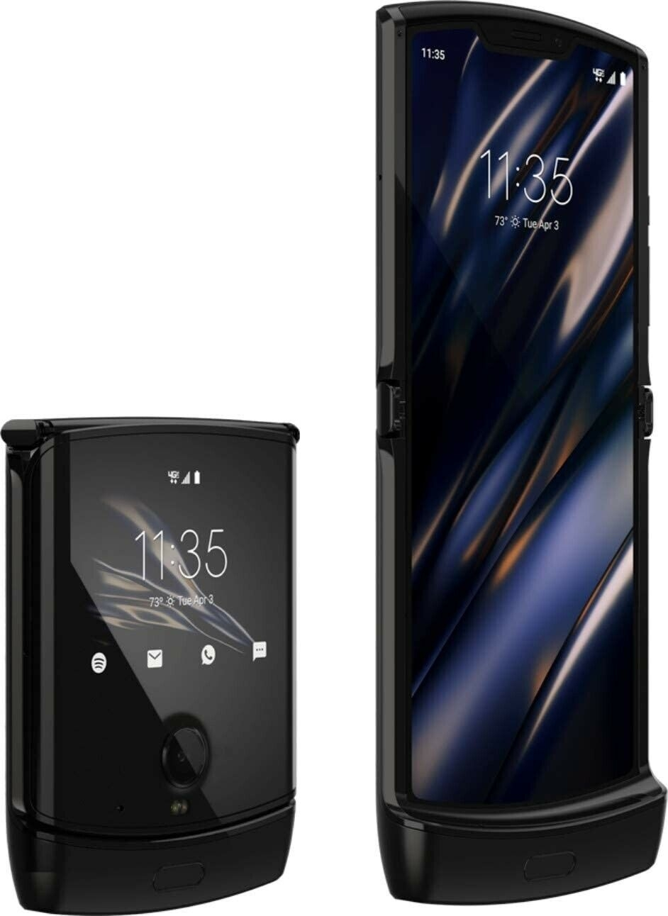 Lenovo Motorola Razr (2019) 128GB noir-black 451002012900