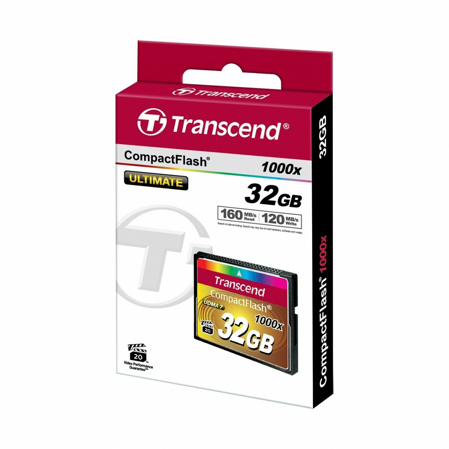 CompactFlash Card 32 GB, Speicherkarte