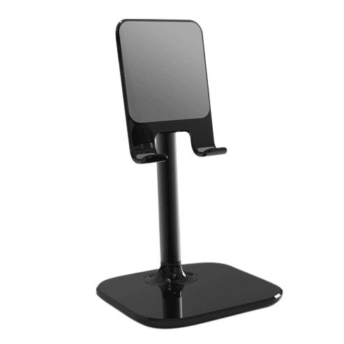 Desktop holder for mobile tablet B026 schwarz