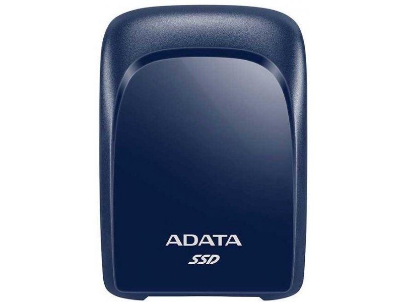 ADATA SC680 SSD blau 480GB USB-C 3.1 ASC680-480GU32G2-CBL