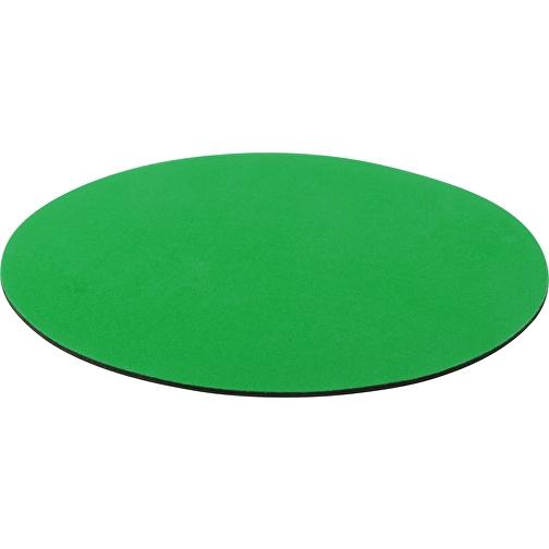 Mauspad Rund Pyan grün