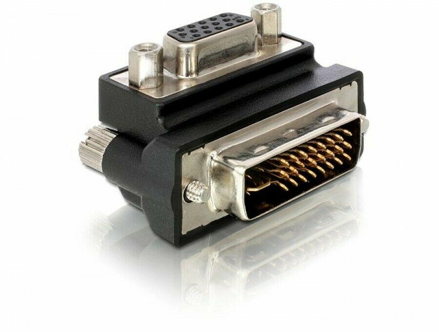 Adapter VGA-Buchse auf DVI-I-Stecker