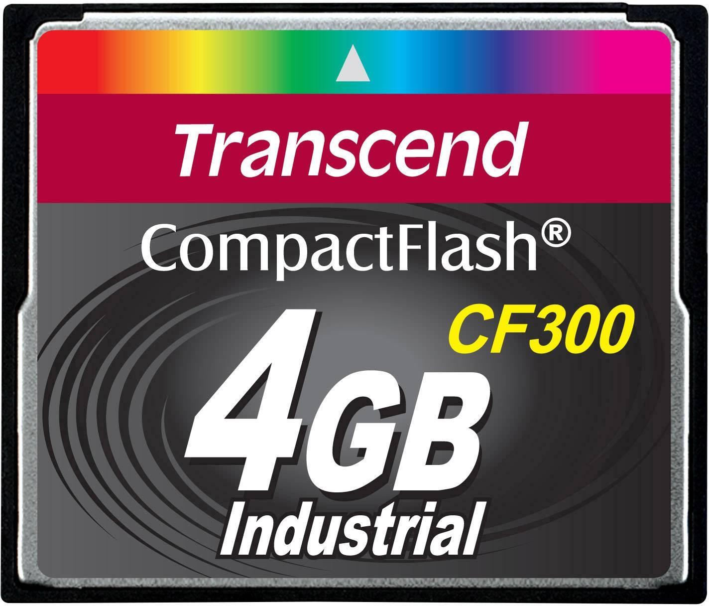 CF300 4 GB, Speicherkarte