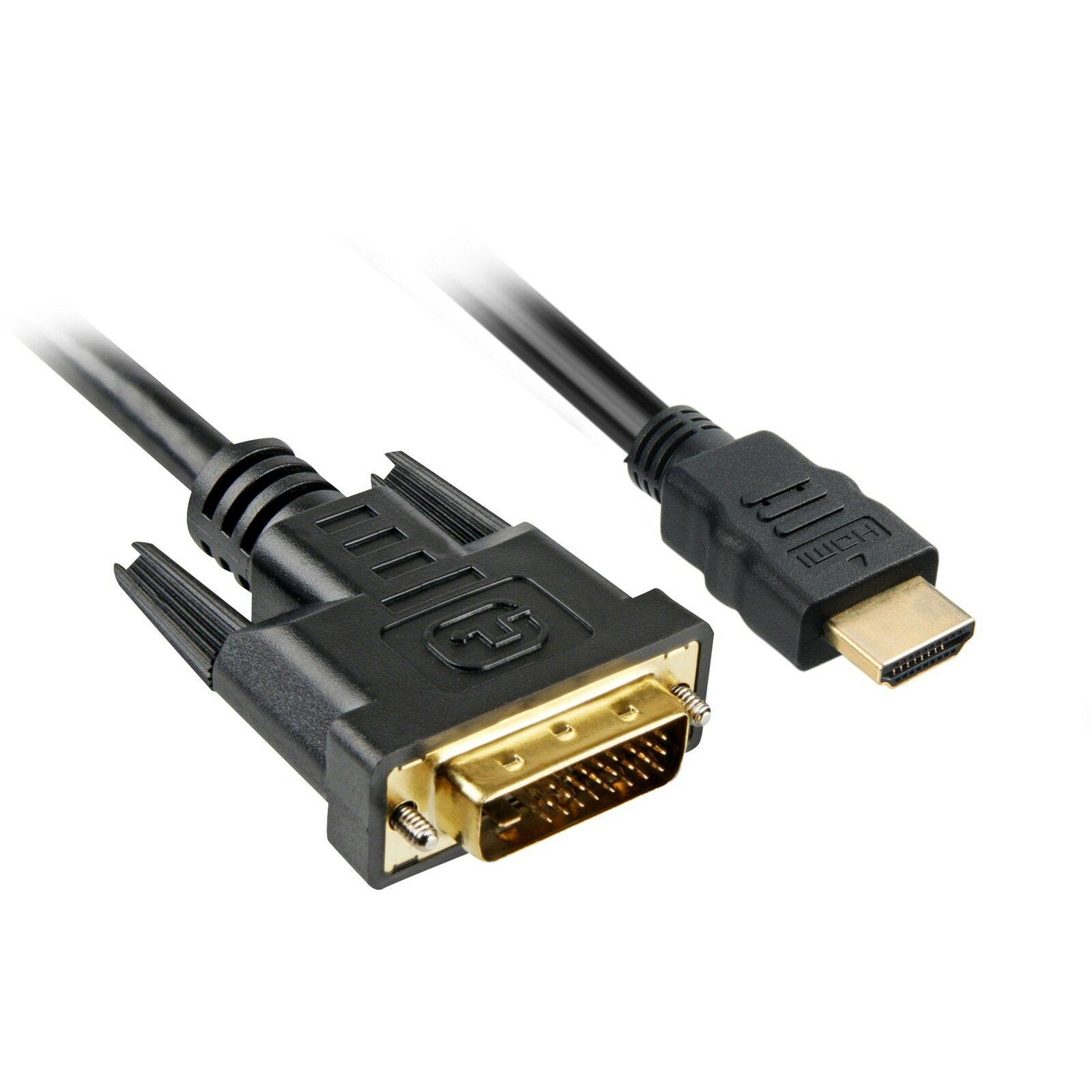 Adapterkabel HDMI  > DVI-D
