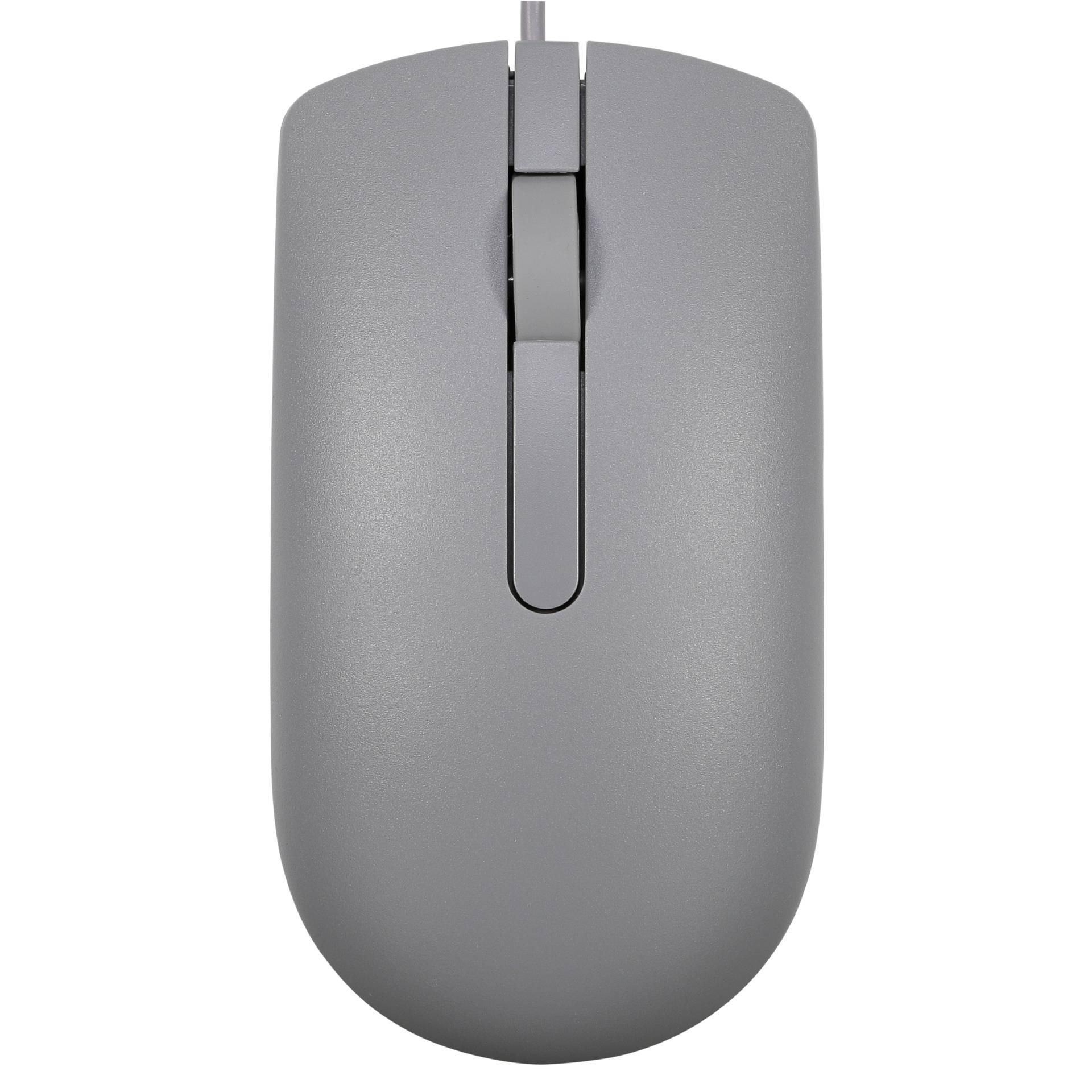 Dell Maus - Modell: MS116 Grau