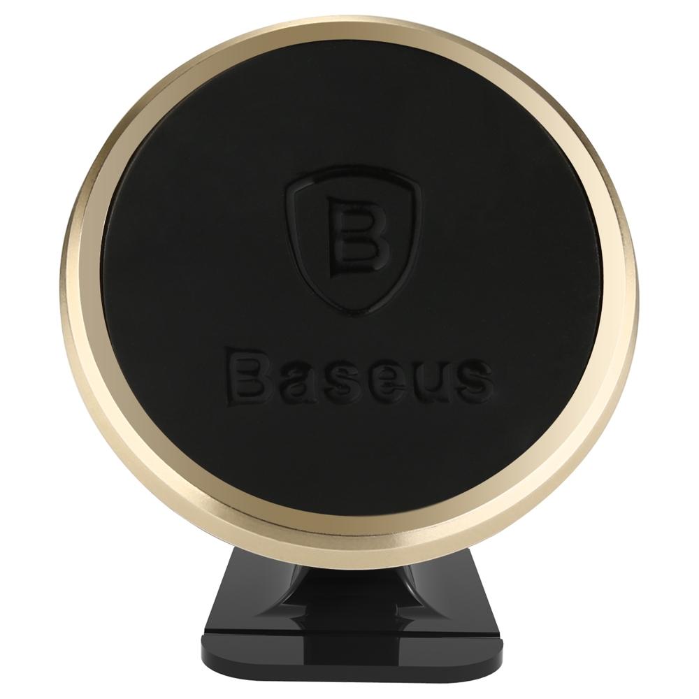 Baseus 360-Degree Auto Halterung Magnet Handyhalter gold
