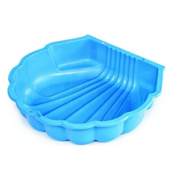 Paradiso Toys sandkastenmuschel junior 102 x 88 cm blau